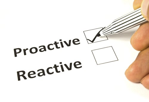 Habits of Highly Effective People - Proactive vs Reactive