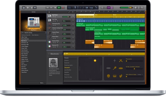 Garageband Best Free Beat Making Software