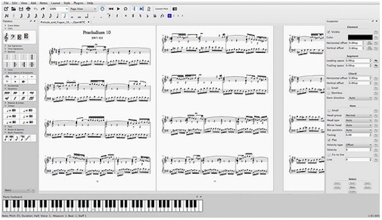 MuseScore Best Free Beat Making Software