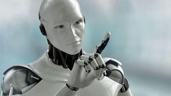 Facebook AI Robot