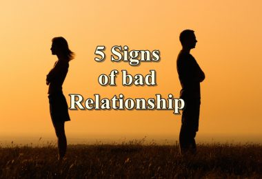 Signs of Unhealthy Relationships