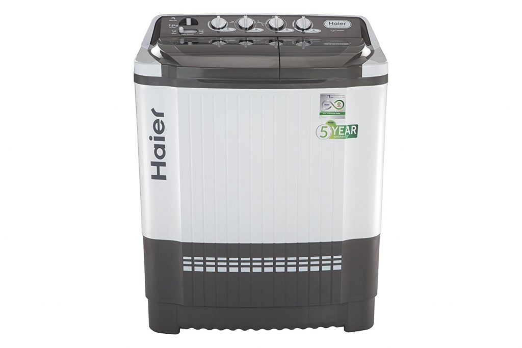 Haier Washing Machine Review