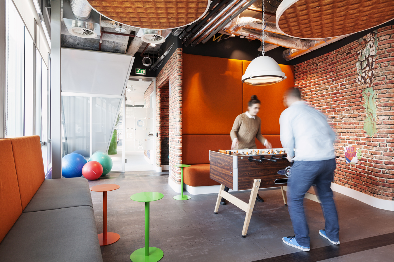 7 Reasons Why You Should Have a Foosball Table in Your Office
